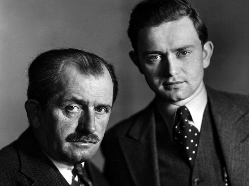 1934---Ferry-a-jeho-otec-Fedrinand