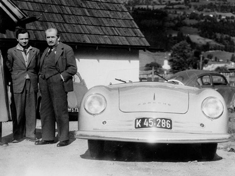 1948---prototyp-Porsche